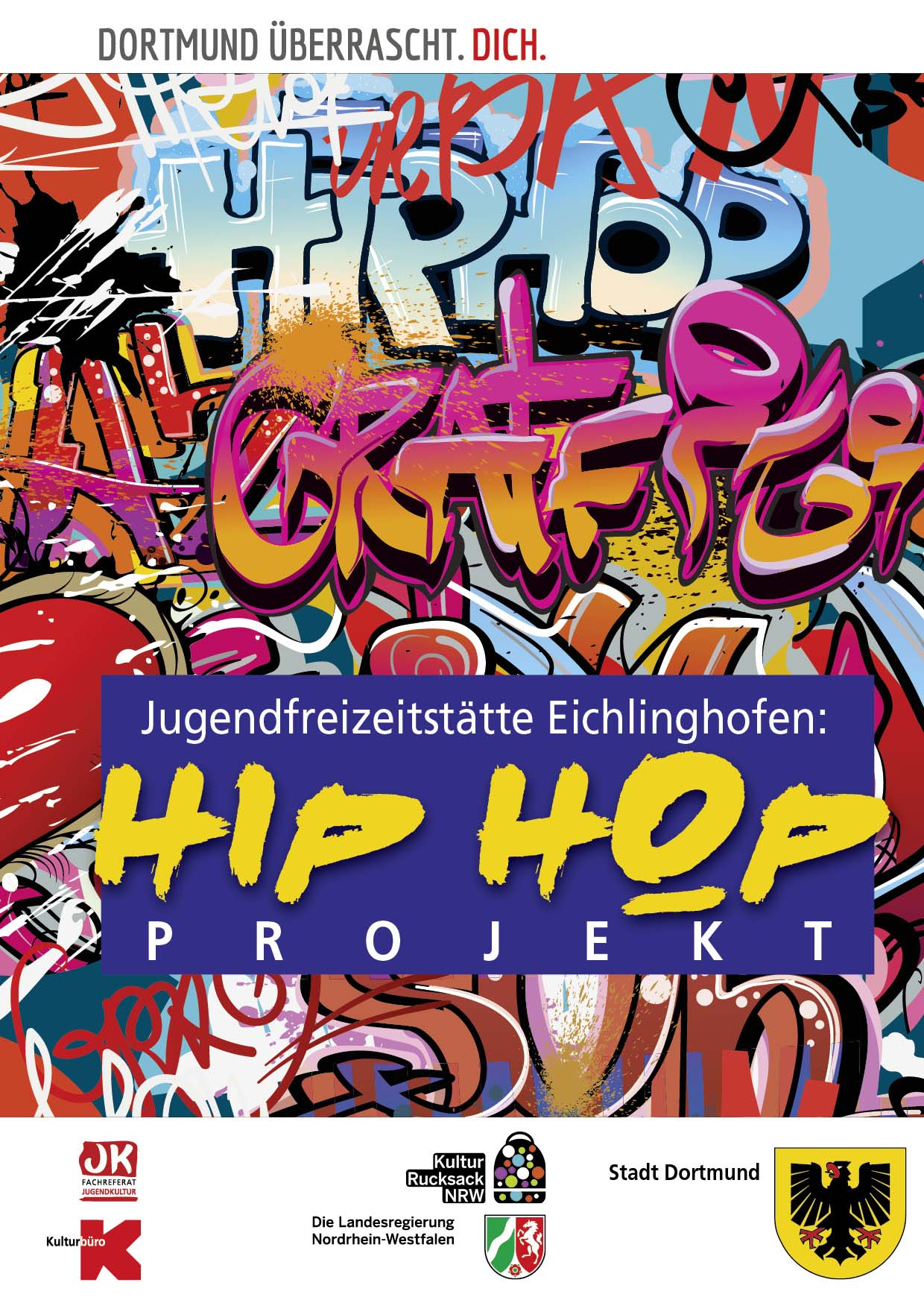 Flyer HipHop A6 2020